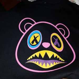 baws Tops - ANGRY BAWS GRAPHIC TEE